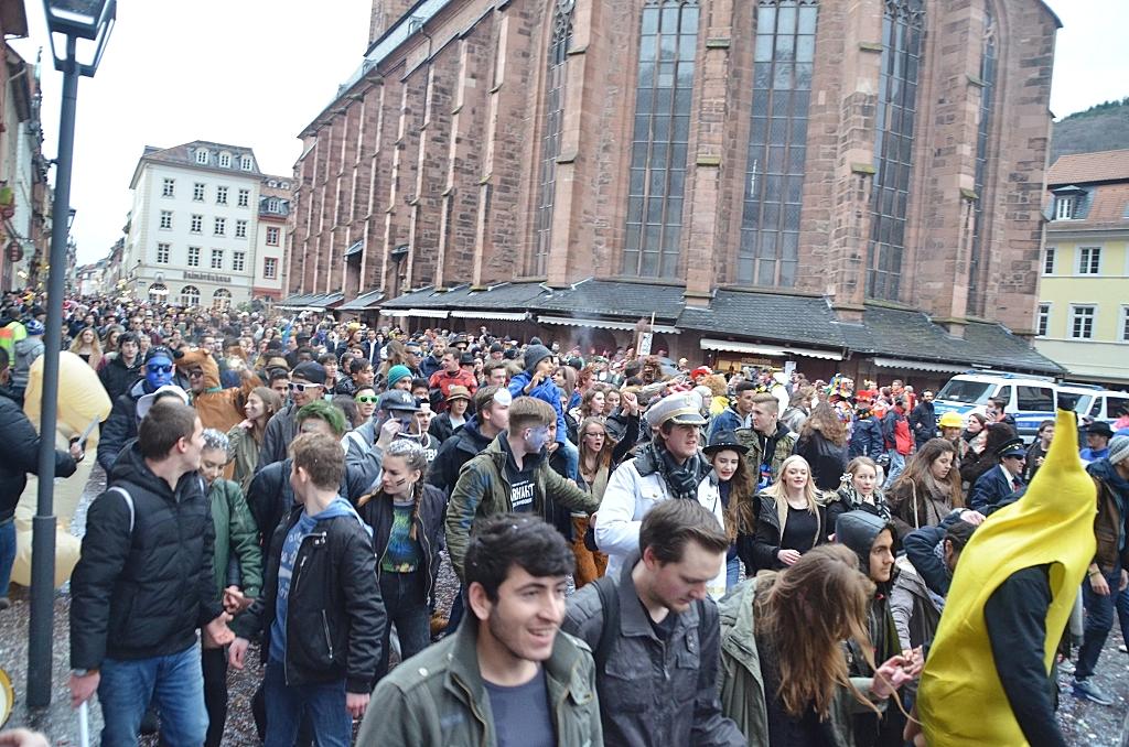 | HKK | Heidelberger Fastnachtszug 2016 - © Lars Thieme